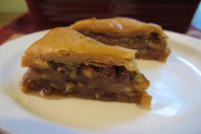 Daring Bakers: Phyllo & Baklava