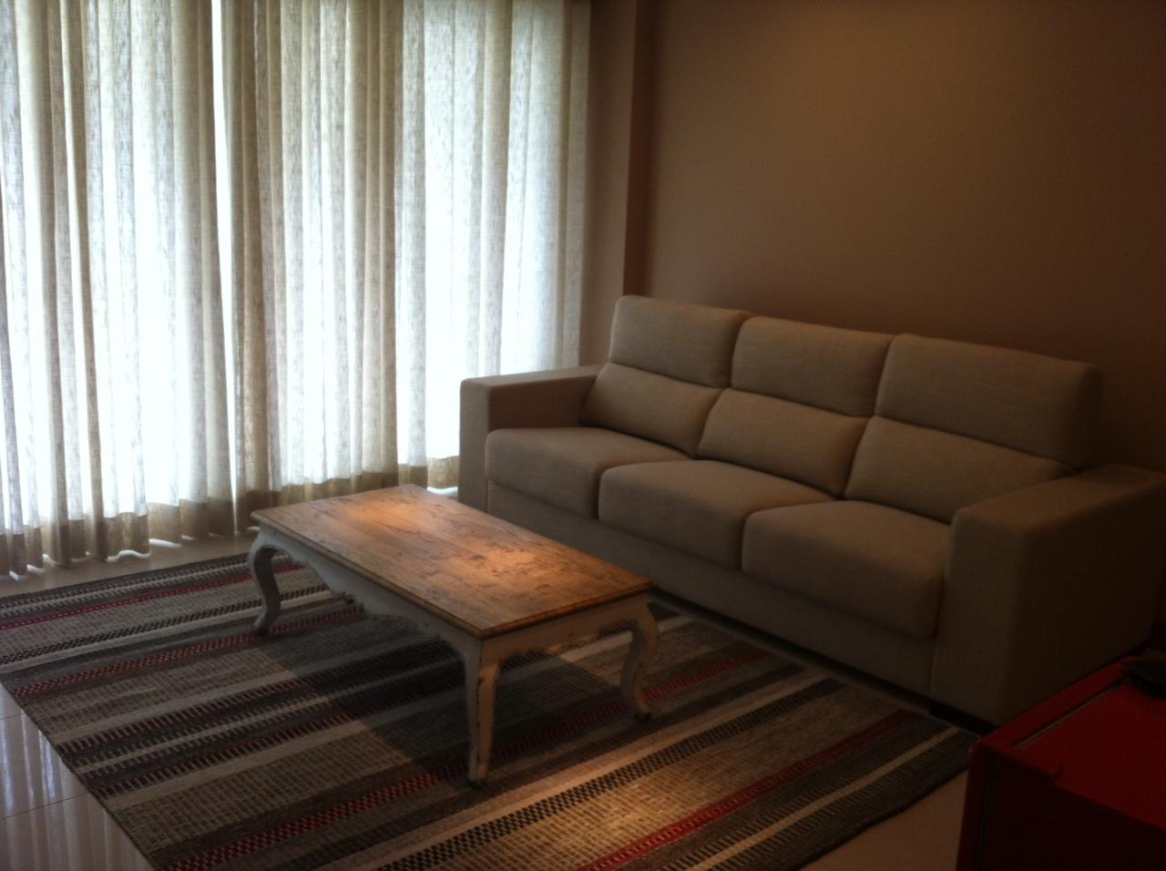 Decorar Sala Pequena Sofa Marrom