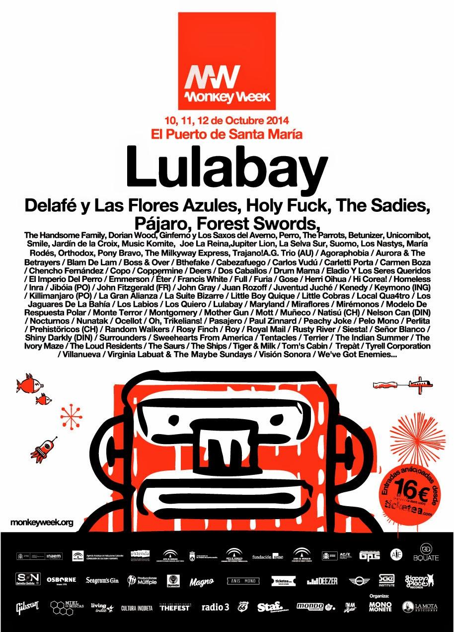 Lulabay Monkey Week