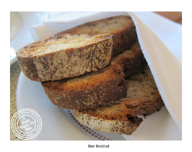 Image of Bread at Bar Boulud in NYC, New York