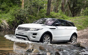 ++21 Land Rover Wallpaper