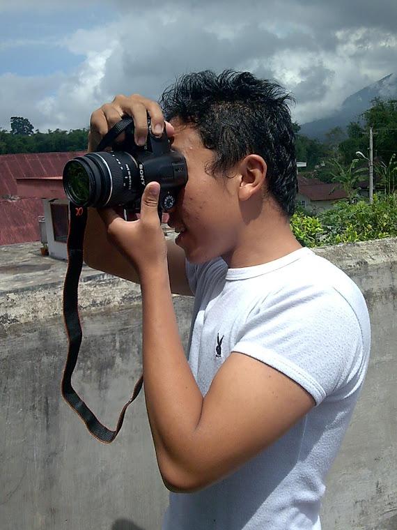 Belajar jadi Photogapher Profesional... Hehehe