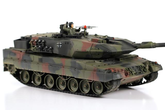 Habibie : Pengunaan Tank Leopard Di Indonesia tidak Efisien