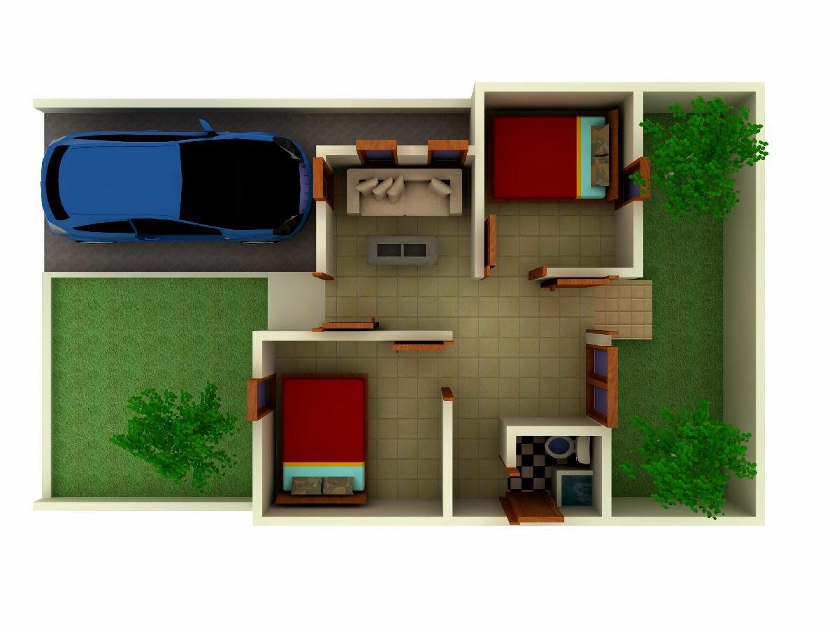 Rumah Minimalis Tipe 36 3