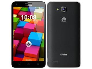 Harga Huawei Honor 3X Pro Terbaru, Dilengkapi Kamera 13 MP dan 5 MP