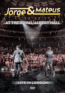 Capa do álbum DVD Jorge e Mateus – At The Royal Albert Hall – Live In London (2013)