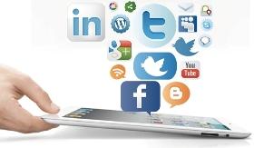 Mapa de las redes sociales Ver. 3