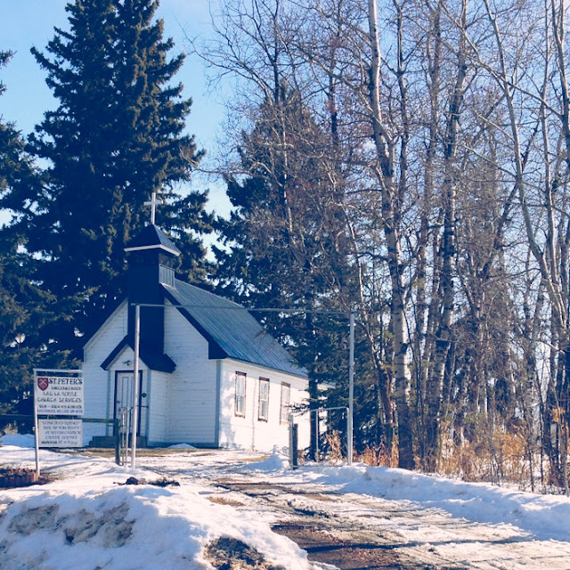 Lac La Nonne Church