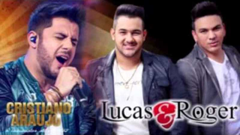Lucas e Roger - Teus Olhos  Part. Cristiano Araújo