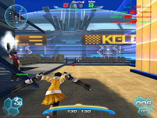 S4 League - A Sci-Fi Shooter