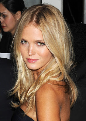 Erin Heatherton Haircut 2012