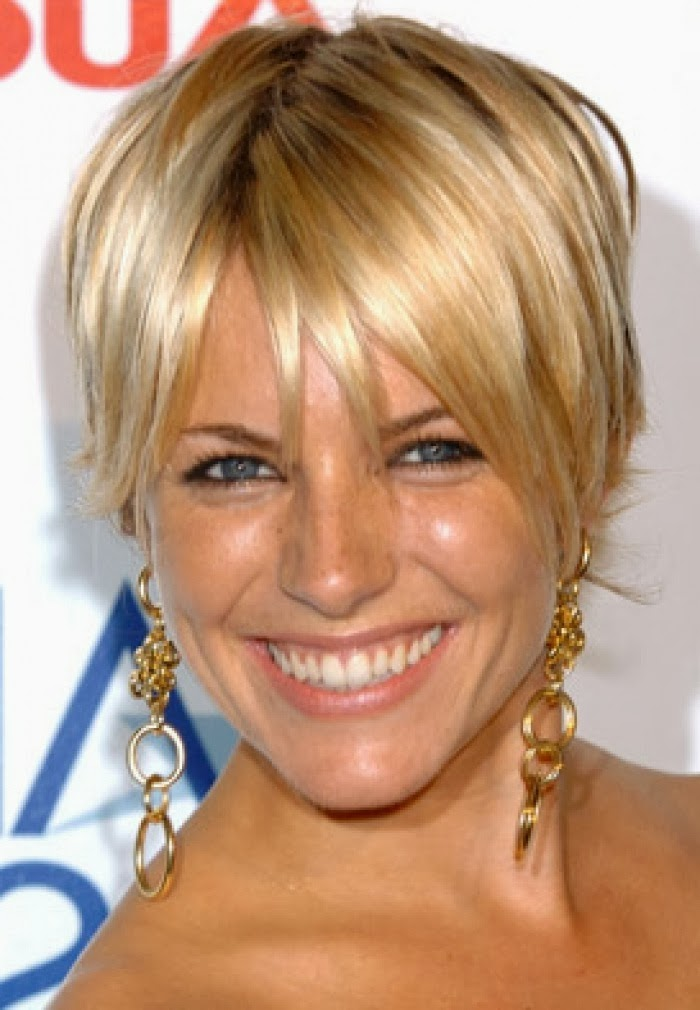 Short hairstyles for thin hair Hair and Tattoos