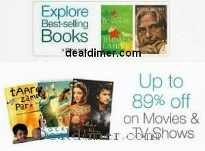 Books, Movies & TV Shows