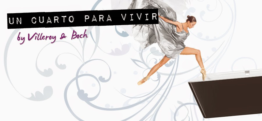 UN CUARTO PARA VIVIR // Villeroy & Boch