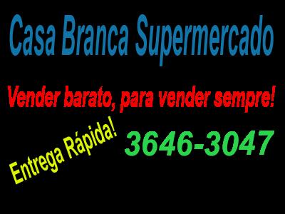 CASA BRANCA SUPERMERCADO