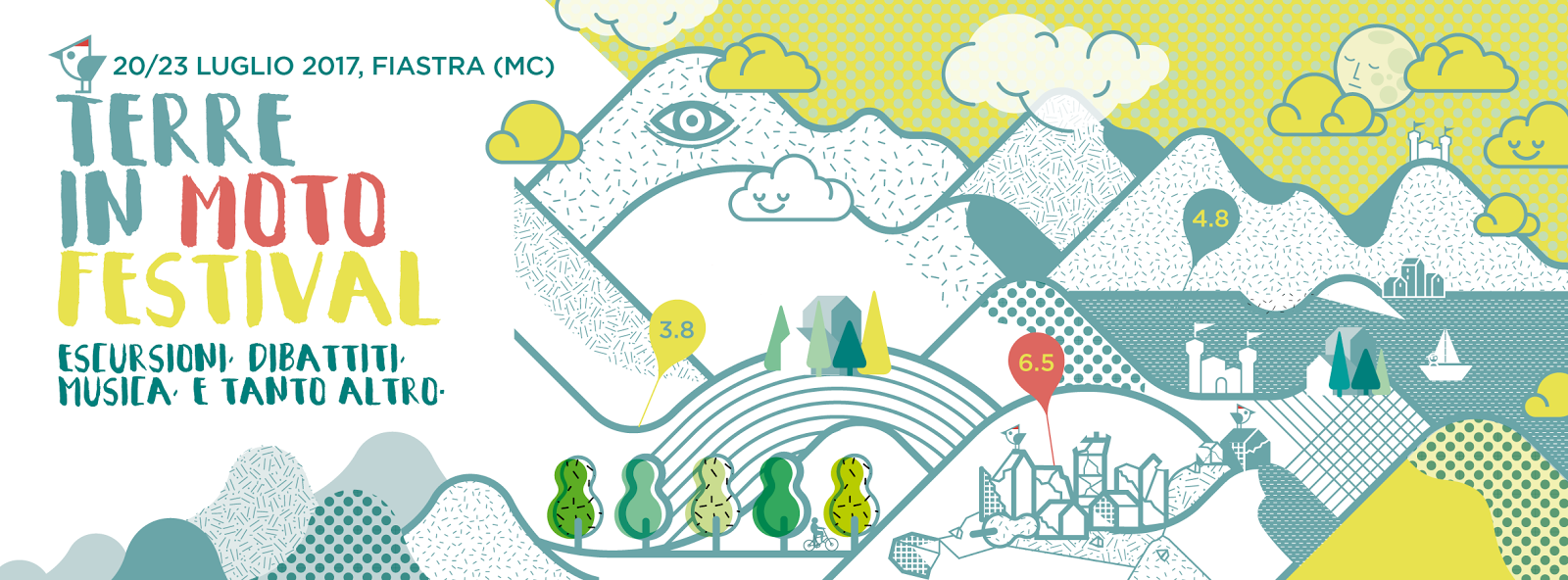 Sostieni Terre in Moto Festival!