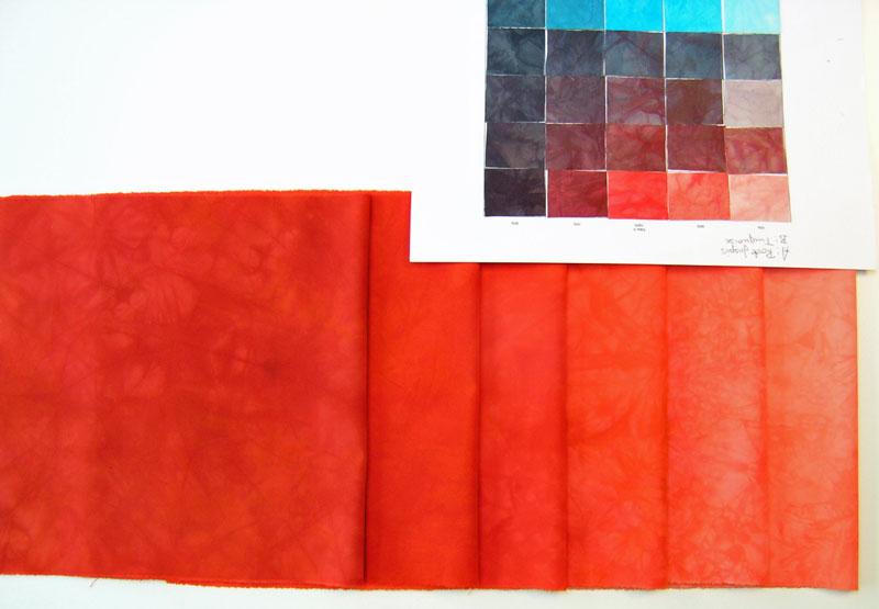 Verfvirus drimarene k verf rood - Hoe een verf kleur voorbereiden ...