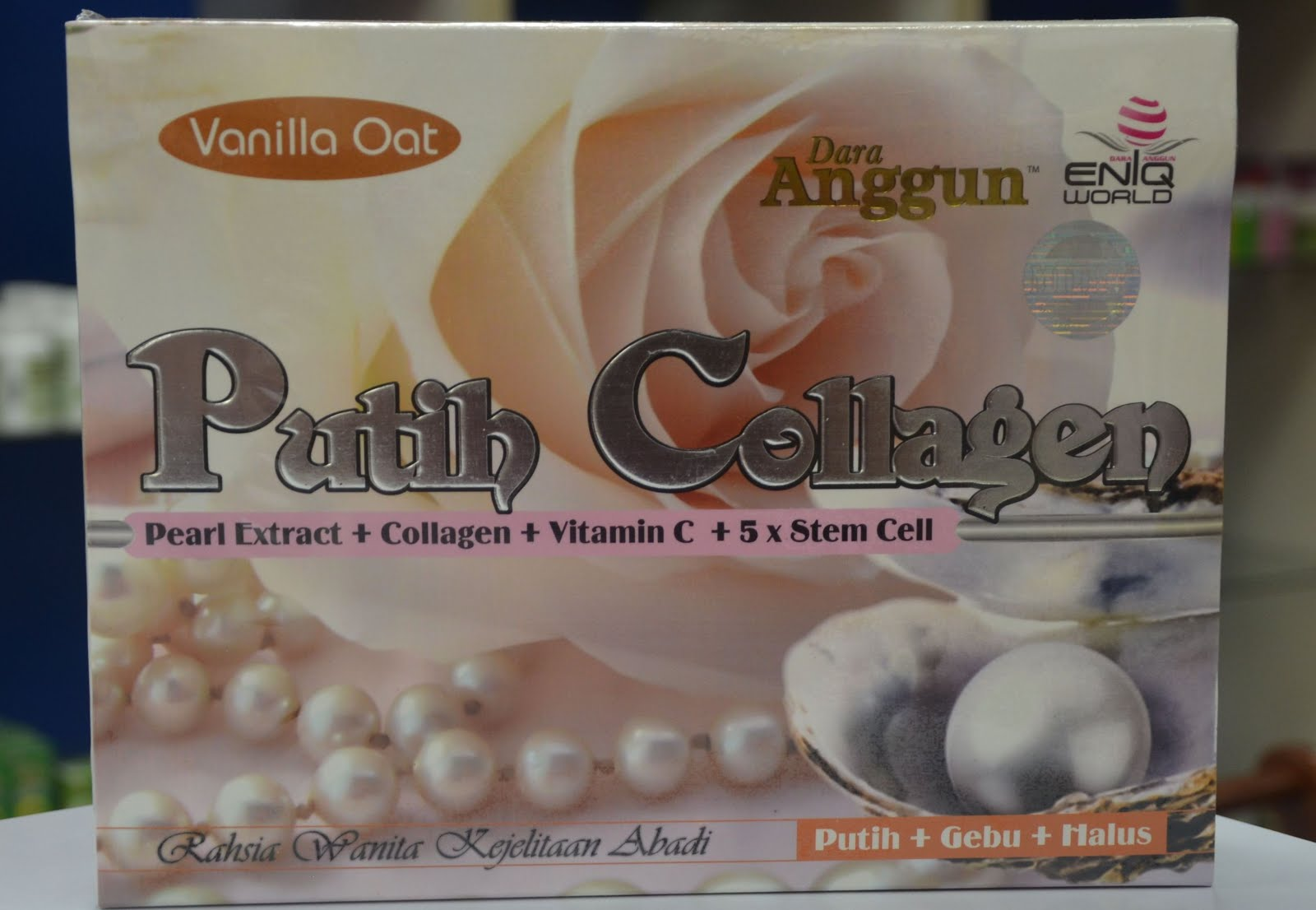PUTIH COLLAGEN DARA ANGGUN