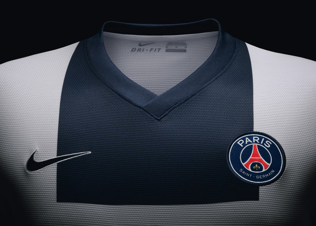 Nike Unveils New Paris Saint-Germain Away Kit For 2013-14 Season ... be2b0379d