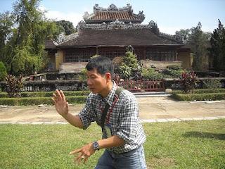 MrTam localguide Tour Guide Service in Vietnam