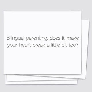 How to cope as a bilingual parent