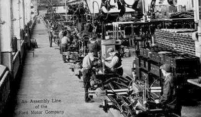 Ford's Moving Assembly Turns 100