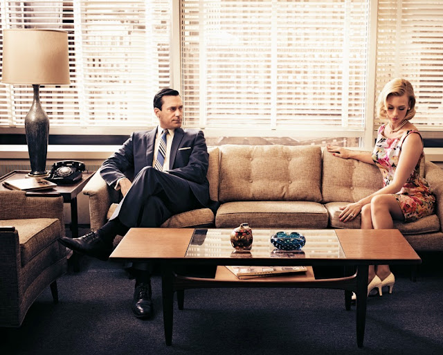 mad men office longue