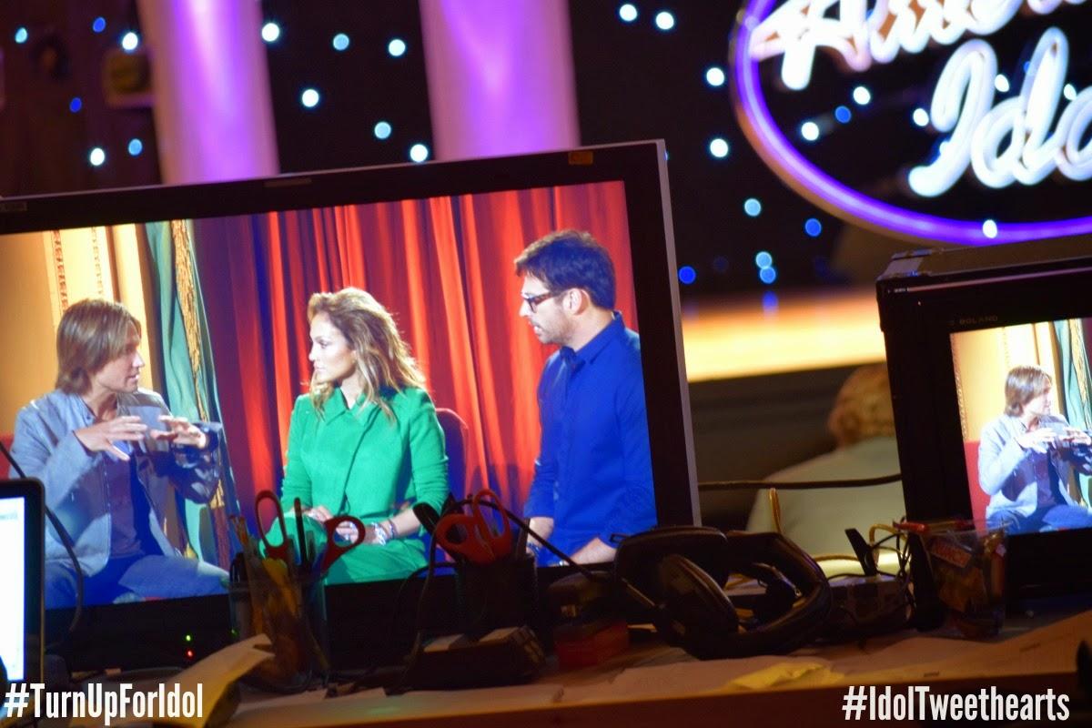 American Idol Judges Keith Urban Jennifer Lopez Harry Connick Jr