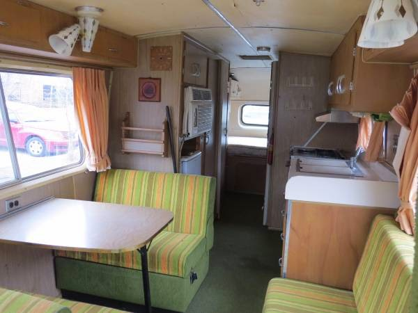 Motorhome Interiors For Sale With Amazing Minimalist In Canada