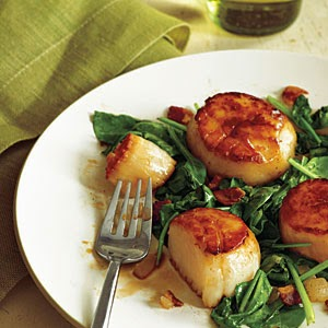 how to make scallops healthy