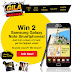 DiGi Gila Smartphone Giveaway Contest