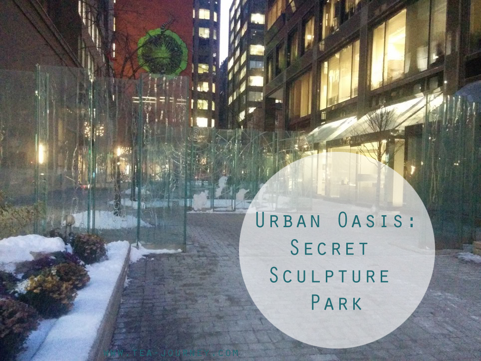 There are little spaces within a city where you can get some peace. Little Oasis' that help you feel grounded within the busy downtown. Join us for our regular Urban Oasis series to discover them!