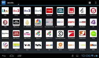 تطبيق IPTV PRO APK لمشاهدة القنوات التلفزية على أندرويد مجانا