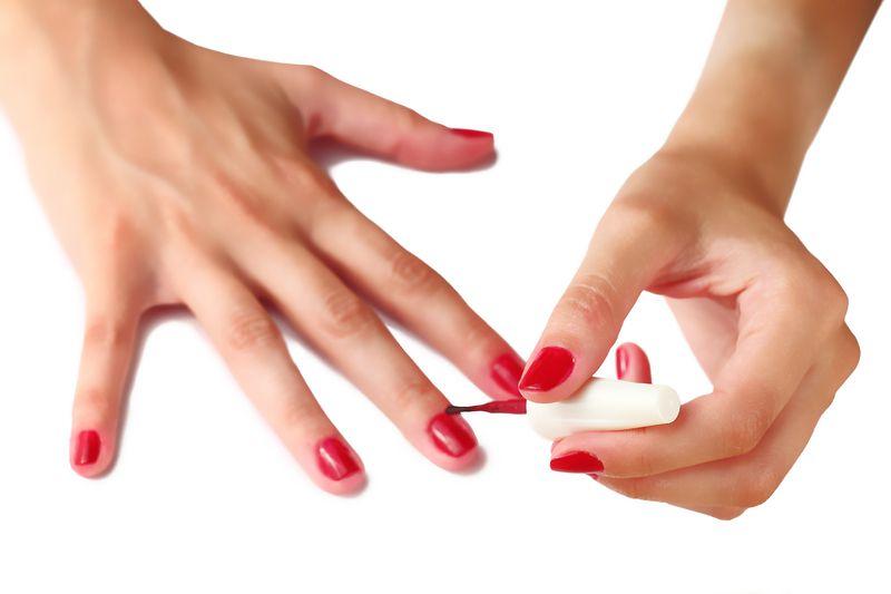 as unhas decoradas Faça seu esmalte durar mais tempo