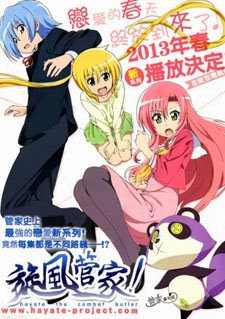 Hayate no Gotoku Cuties