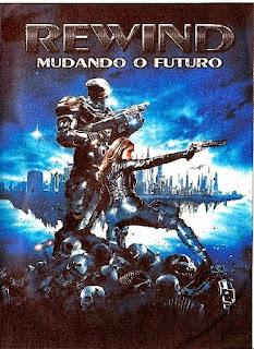 Filme Poster Rewind: Mudando o Futuro DVDRip XviD & RMVB Dublado