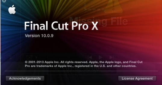 Apple Machines: Final Cut Pro X Getting Started Part 1