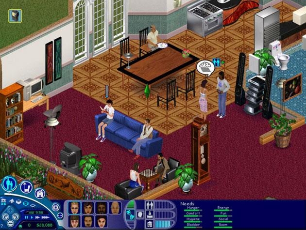 Sims Full Version Download