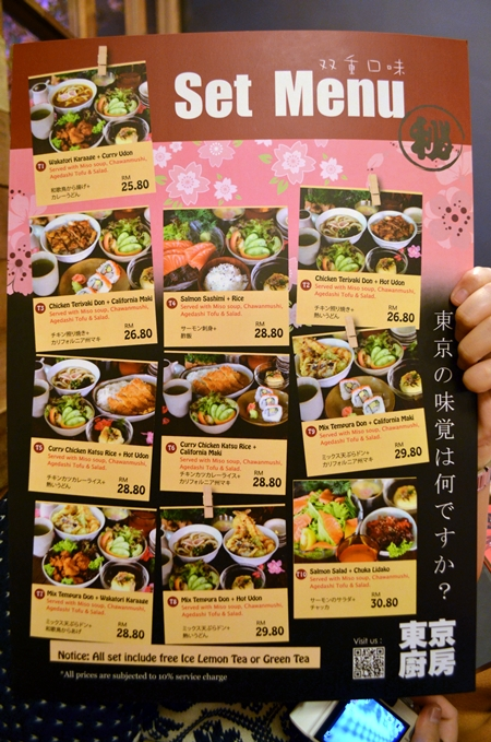 Domokunest Tokyo Kitchen Setiawalk Puchong
