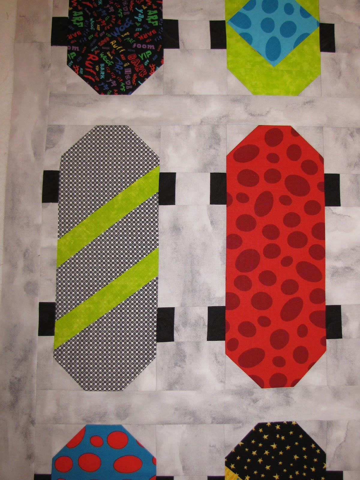 K&S Design Girls: WIP Skateboard Quilt.. : skateboard quilt - Adamdwight.com