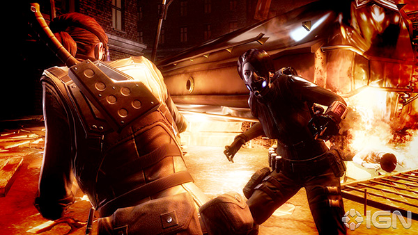 Resident Evil Operation Raccoon City - screenshot 1