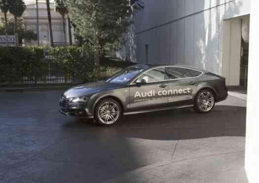 14 Produk Teknologi Terbaik dari CES Tahun 2013 (Bagian 1): Mobil Auto-pilot Audi