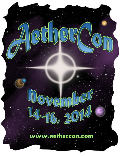 Aethercon: November 14th - 16th 2014