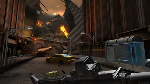Download Jogo Para Celular Android Godzilla Strike Zone