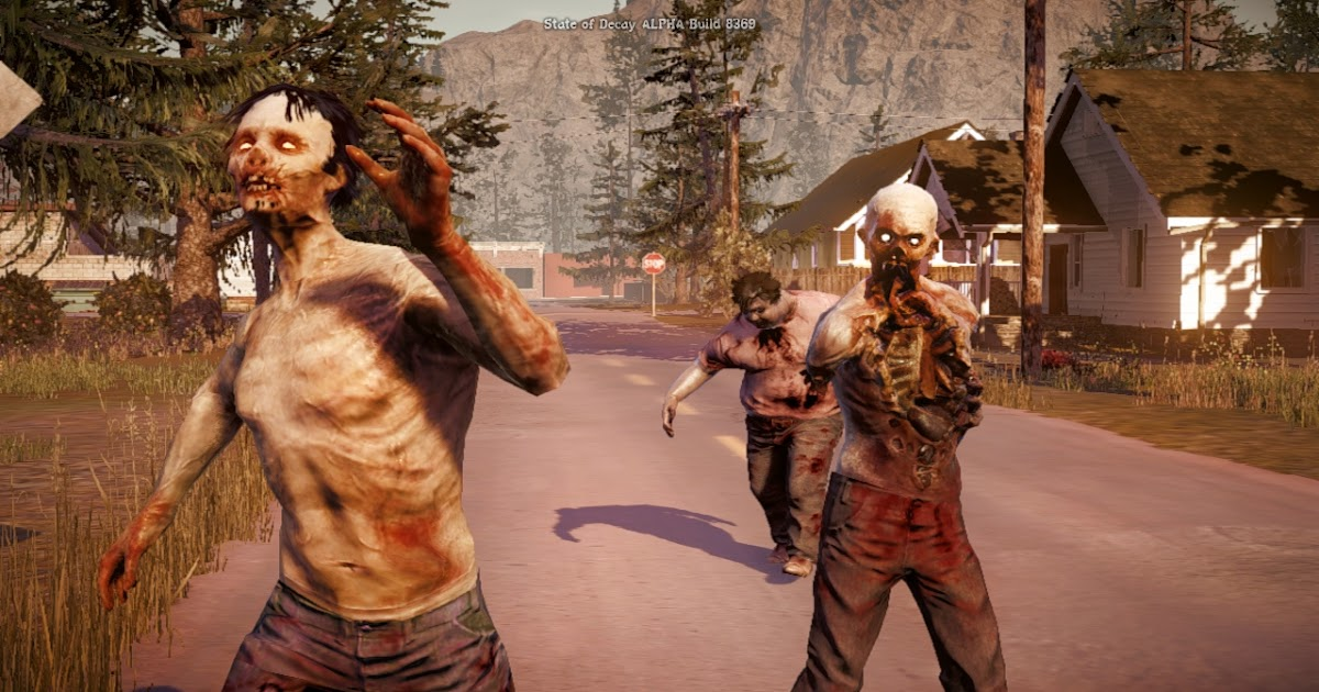 State of decay full game pc  skidrow serial