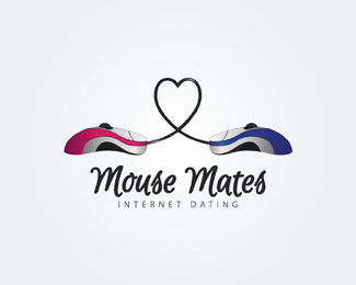 Mouse Mates Internet Dating Logo