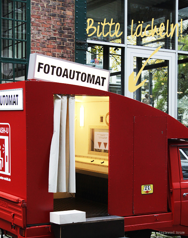 Fotoautomat Photo booth blogst hamburg bilder lustig