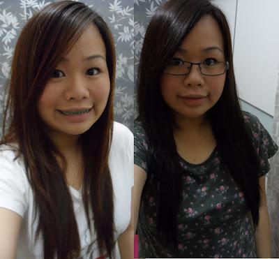 An update on my hair colour
