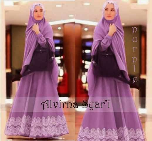 LV Syar,i (Soft Purple)