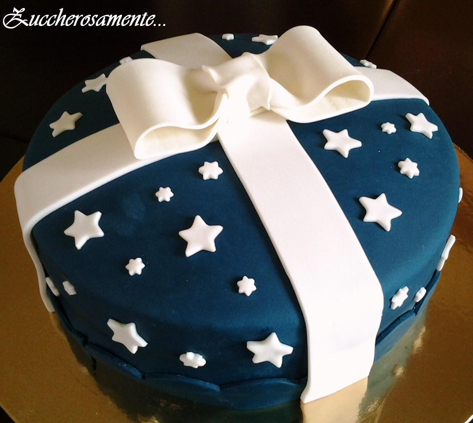 abbastanza Zuccherosamente: Una torta stellare! DM17